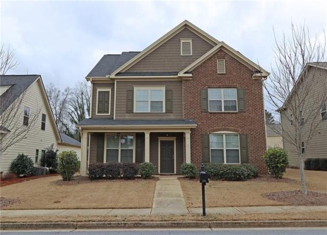 296 South Village Square, Canton, GA 30115 (MLS #5966409) :: North Atlanta Home Team