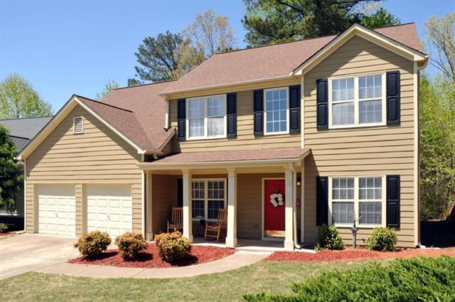 550 Autumn Ridge Drive, Canton, GA 30115 (MLS #5966480) :: The Russell Group