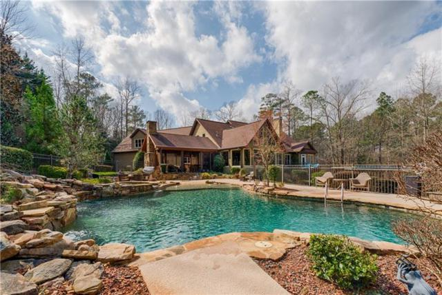 821 Smokey Way, Peachtree City, GA 30269 (MLS #5966532) :: Iconic Living Real Estate Professionals