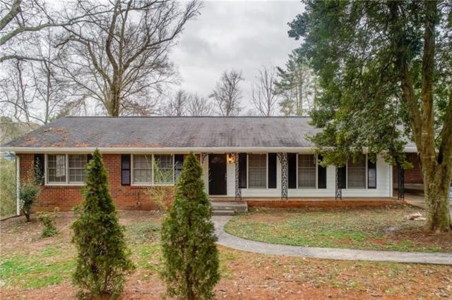 325 Alpine Drive, Roswell, GA 30075 (MLS #5966564) :: North Atlanta Home Team