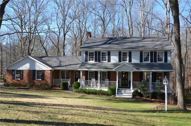 15140 Hopewell Road, Milton, GA 30004 (MLS #5966762) :: The North Georgia Group