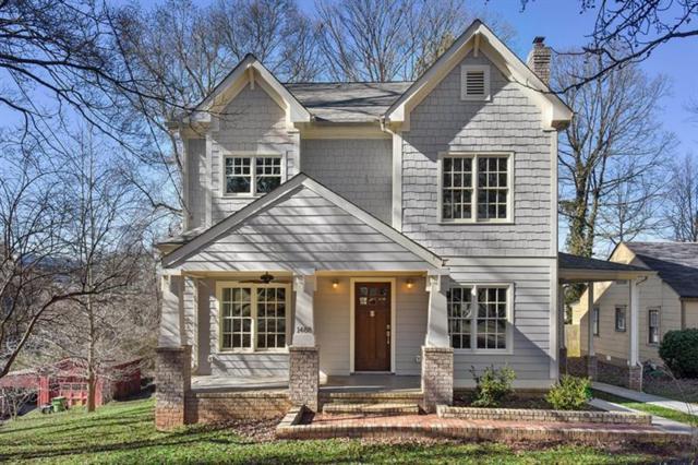 1488 Hawthorne Avenue, Atlanta, GA 30309 (MLS #5967688) :: North Atlanta Home Team