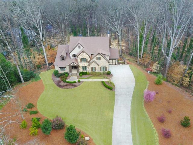 665 Mount Paran Road, Atlanta, GA 30327 (MLS #5967691) :: North Atlanta Home Team