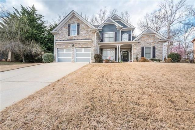 256 Pine Bluff Drive, Dallas, GA 30157 (MLS #5967847) :: North Atlanta Home Team