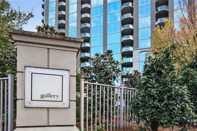 2795 Peachtree Road NE #1509, Atlanta, GA 30305 (MLS #5967995) :: RE/MAX Paramount Properties