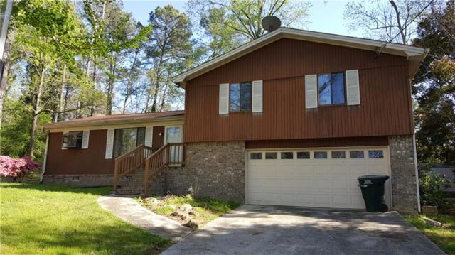 2140 Lost Forest Lane, Conyers, GA 30094 (MLS #5968031) :: Carr Real Estate Experts