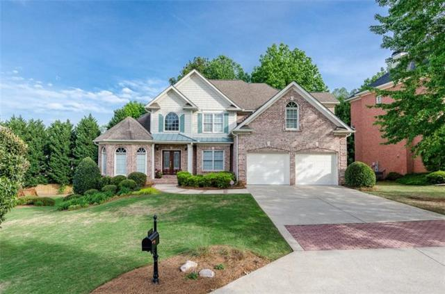 3706 Baccurate Way, Marietta, GA 30062 (MLS #5968253) :: The Bolt Group