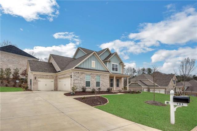 701 Crestbrook Court, Canton, GA 30115 (MLS #5968560) :: Path & Post Real Estate