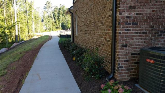 12563 Arnold Mill Road #11, Milton, GA 30004 (MLS #5968759) :: Willingham Group