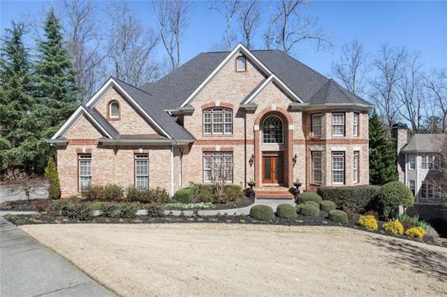 14505 Morning Mountain Way, Alpharetta, GA 30004 (MLS #5968771) :: North Atlanta Home Team