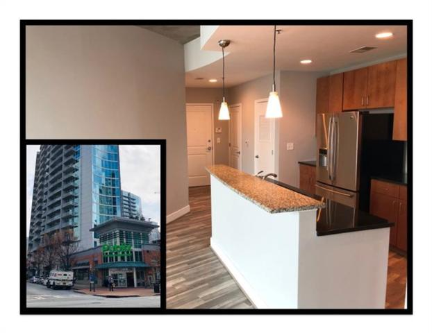 44 Peachtree Place NW #724, Atlanta, GA 30309 (MLS #5968895) :: RCM Brokers