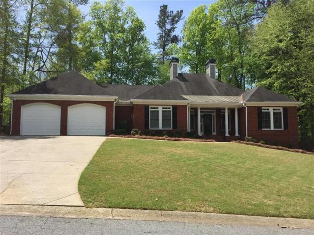 5107 Chipping Drive NW, Acworth, GA 30101 (MLS #5968981) :: The Bolt Group