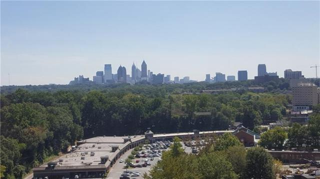 2479 Peachtree Road NE #1110, Atlanta, GA 30305 (MLS #5969050) :: The Justin Landis Group