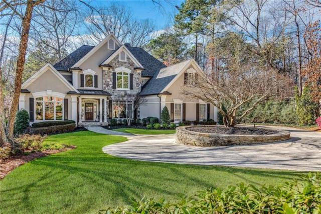 3505 Newport Bay Drive, Alpharetta, GA 30005 (MLS #5969174) :: North Atlanta Home Team