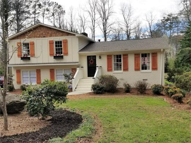 2591 Old Hickory Drive NW, Marietta, GA 30064 (MLS #5969186) :: North Atlanta Home Team
