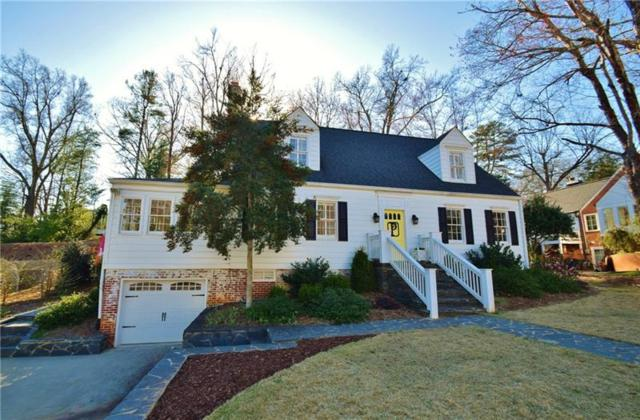 905 Memorial Drive, Gainesville, GA 30501 (MLS #5969487) :: The Russell Group