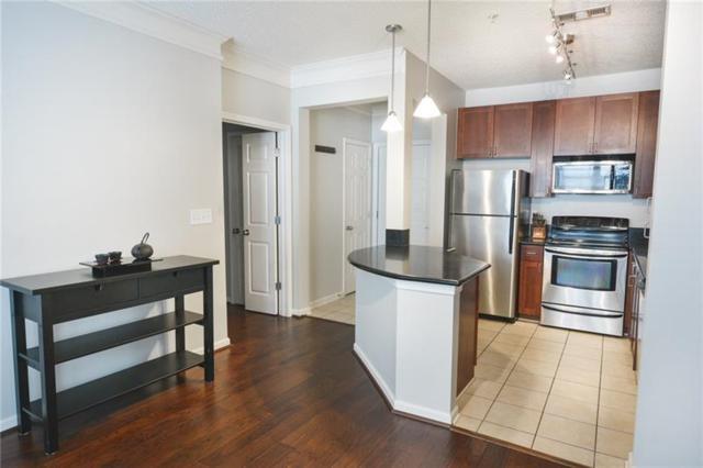 400 17th Street #1207, Atlanta, GA 30363 (MLS #5969590) :: RCM Brokers