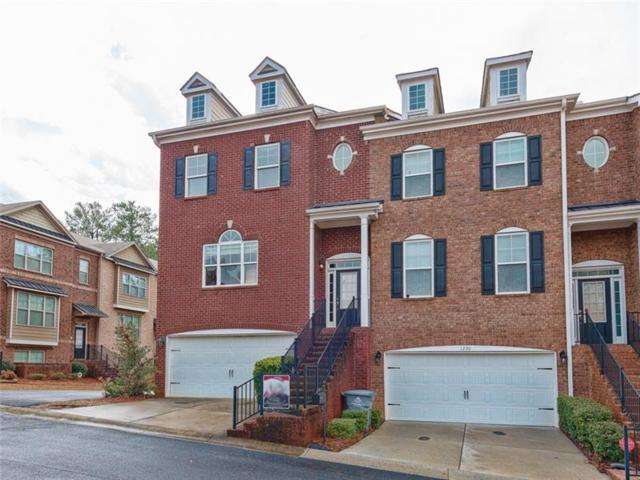1240 Jardin Court #25, Alpharetta, GA 30022 (MLS #5969691) :: North Atlanta Home Team