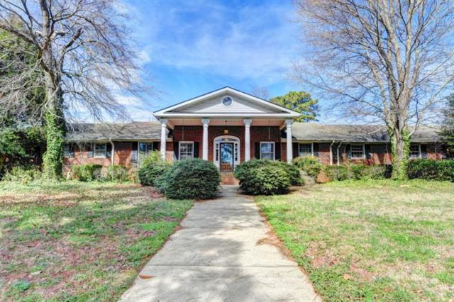 6409 Cumming Highway, Canton, GA 30115 (MLS #5970009) :: Path & Post Real Estate