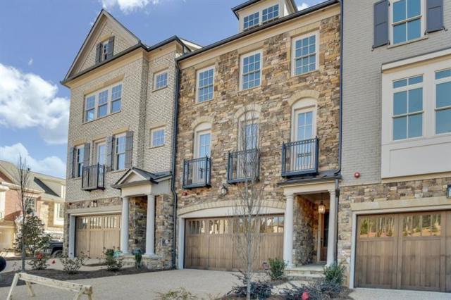 506 Abbington River Lane #28, Atlanta, GA 30339 (MLS #5970296) :: RCM Brokers