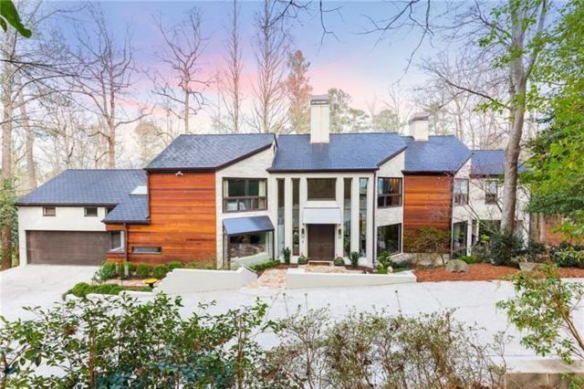 5 W Wesley Ridge, Atlanta, GA 30327 (MLS #5970299) :: Iconic Living Real Estate Professionals
