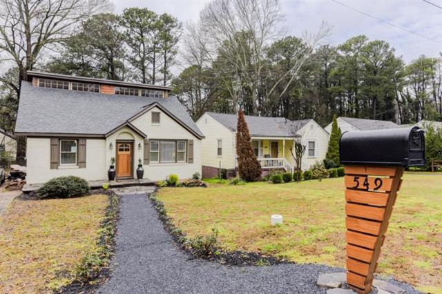 549 Quillian Avenue, Decatur, GA 30032 (MLS #5970766) :: North Atlanta Home Team