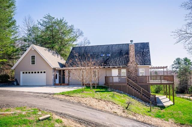 83 E Point Drive, Dahlonega, GA 30533 (MLS #5970980) :: Carr Real Estate Experts