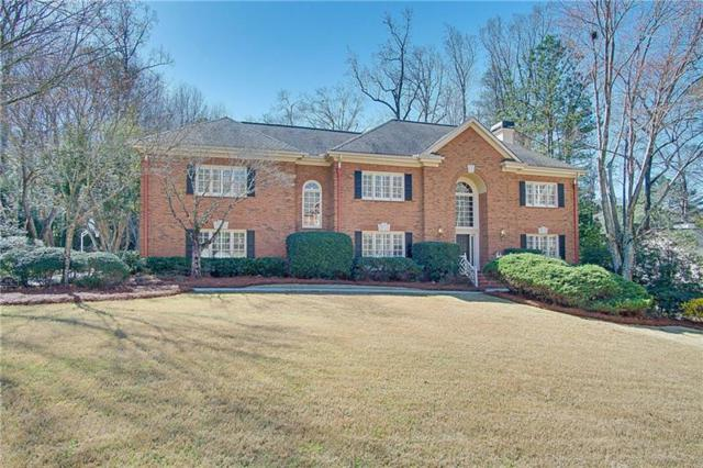 1153 Roxboro Pointe NE, Atlanta, GA 30324 (MLS #5971222) :: North Atlanta Home Team