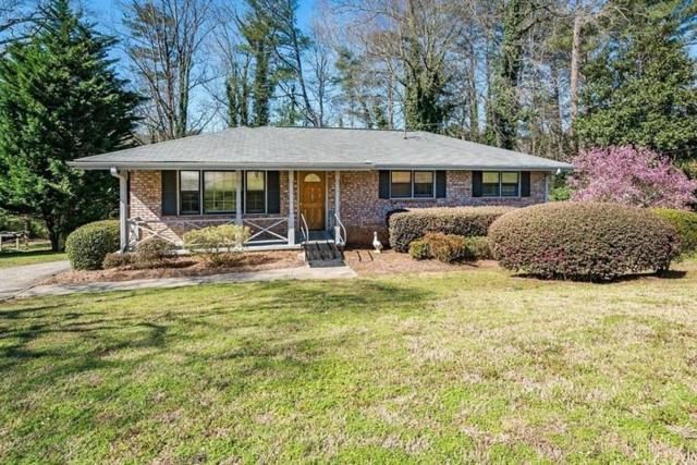 2576 Creekview Drive SW, Marietta, GA 30008 (MLS #5971451) :: North Atlanta Home Team