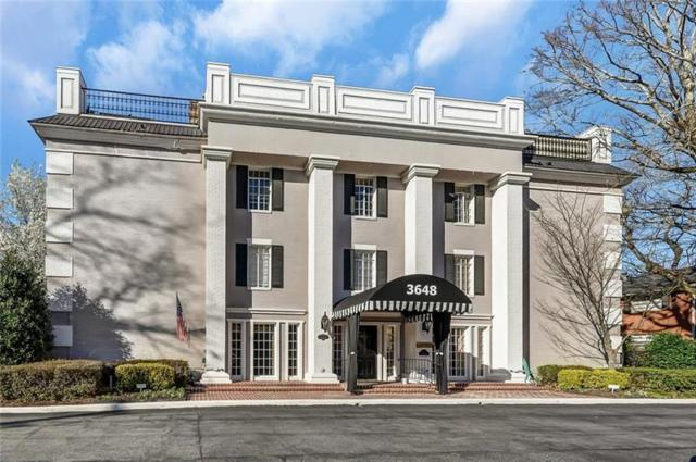 3648 Peachtree Road NE 4S, Atlanta, GA 30319 (MLS #5972171) :: The Zac Team @ RE/MAX Metro Atlanta