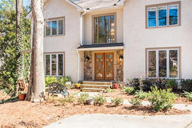 2270 Roxburgh Drive, Roswell, GA 30076 (MLS #5972340) :: Carr Real Estate Experts