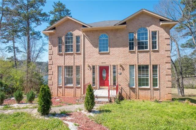 645 Woodstone Road, Lithonia, GA 30058 (MLS #5972457) :: Carr Real Estate Experts