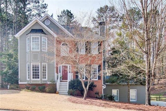 917 Fernwood Road, Woodstock, GA 30189 (MLS #5972514) :: Carr Real Estate Experts