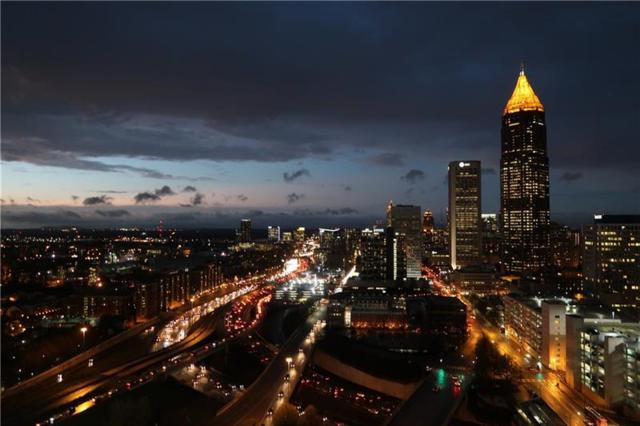 400 W Peachtree Street NW #2604, Atlanta, GA 30308 (MLS #5972627) :: The Zac Team @ RE/MAX Metro Atlanta
