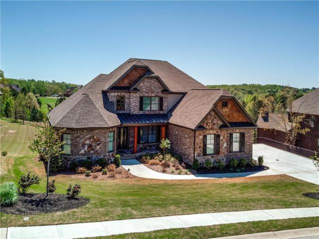 4815 Grandview Court, Flowery Branch, GA 30542 (MLS #5972641) :: The Russell Group