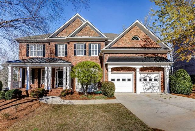 245 Trowbridge Road, Atlanta, GA 30350 (MLS #5972777) :: The Russell Group