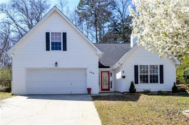 109 Legend Creek Drive, Canton, GA 30114 (MLS #5973055) :: Carr Real Estate Experts