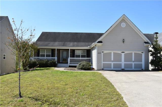 223 Overlook Court, Dallas, GA 30157 (MLS #5973099) :: Carr Real Estate Experts
