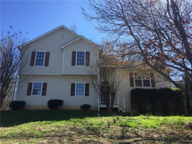 599 Hobson Drive, Jasper, GA 30143 (MLS #5973493) :: North Atlanta Home Team