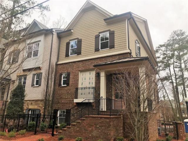 148 Canton Street #14, Alpharetta, GA 30009 (MLS #5973499) :: Iconic Living Real Estate Professionals