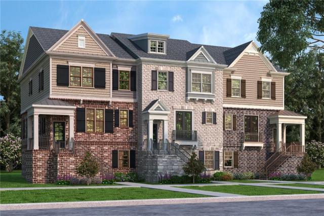 146 Canton Street #15, Alpharetta, GA 30009 (MLS #5973516) :: North Atlanta Home Team