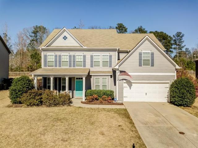 267 Parc Drive, Canton, GA 30114 (MLS #5973875) :: Carr Real Estate Experts