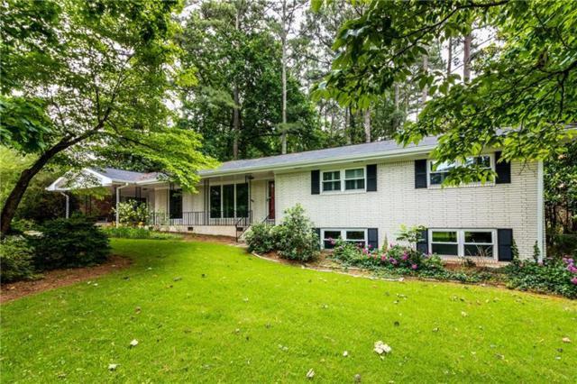 2961 Shenandoah Valley Road, Atlanta, GA 30345 (MLS #5973900) :: RE/MAX Paramount Properties
