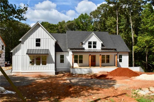 791 Kennesaw Due West Road, Kennesaw, GA 30152 (MLS #5973966) :: RCM Brokers