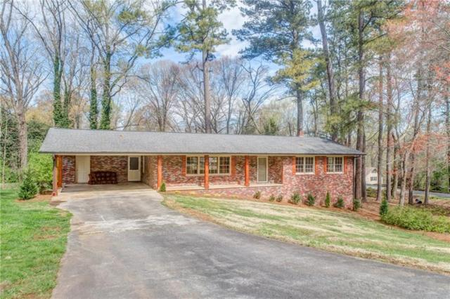 1505 Robinhood Trail, Gainesville, GA 30501 (MLS #5974457) :: Carr Real Estate Experts