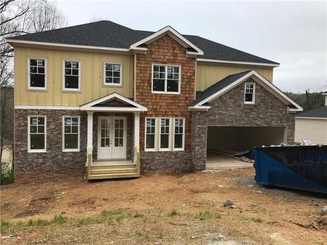 3846 Wesley Chapel Road, Marietta, GA 30062 (MLS #5974532) :: Carr Real Estate Experts
