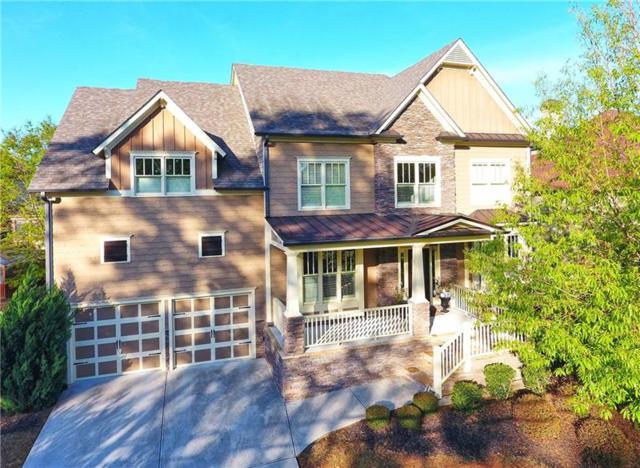 4194 N Cooper Lake Road SE, Smyrna, GA 30082 (MLS #5974708) :: Carr Real Estate Experts