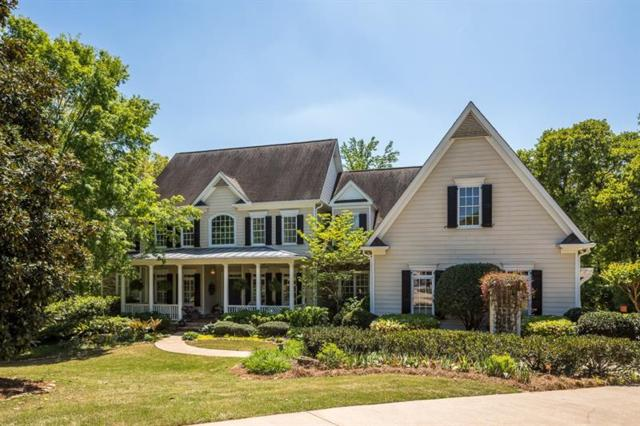 108 Arbor Shoals Drive, Canton, GA 30115 (MLS #5975110) :: The Russell Group