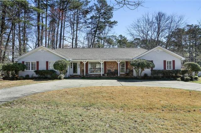 1411 Longwood Drive SW, Marietta, GA 30008 (MLS #5975127) :: North Atlanta Home Team