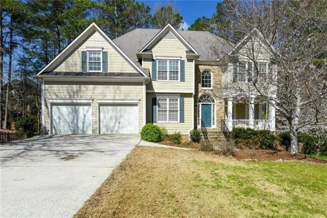5320 Camden Lake Drive NW, Acworth, GA 30101 (MLS #5975203) :: The Russell Group